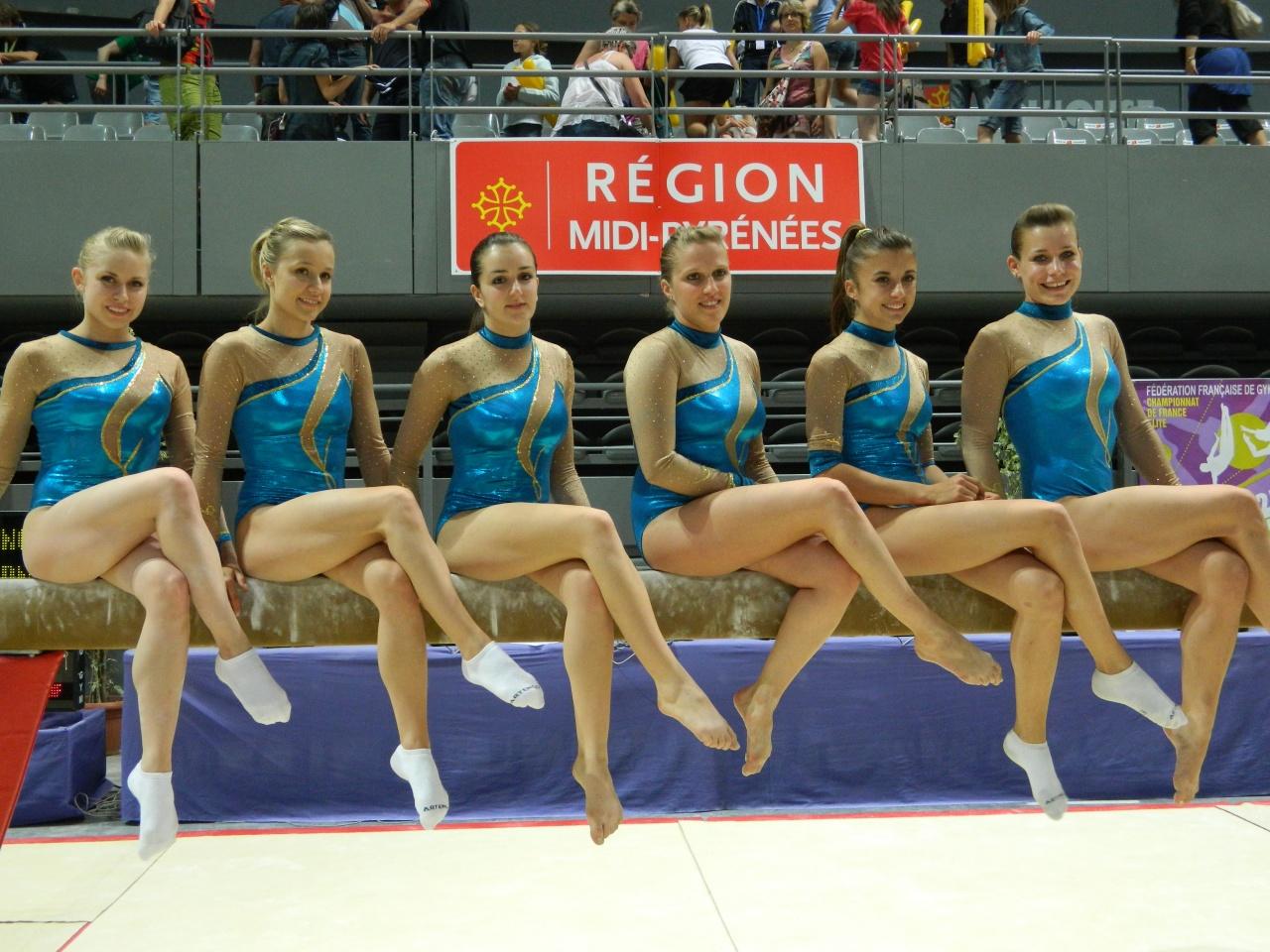 L'équipe DN 1 2011 à Toulouse