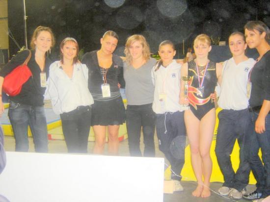 Les filles à Auxerre