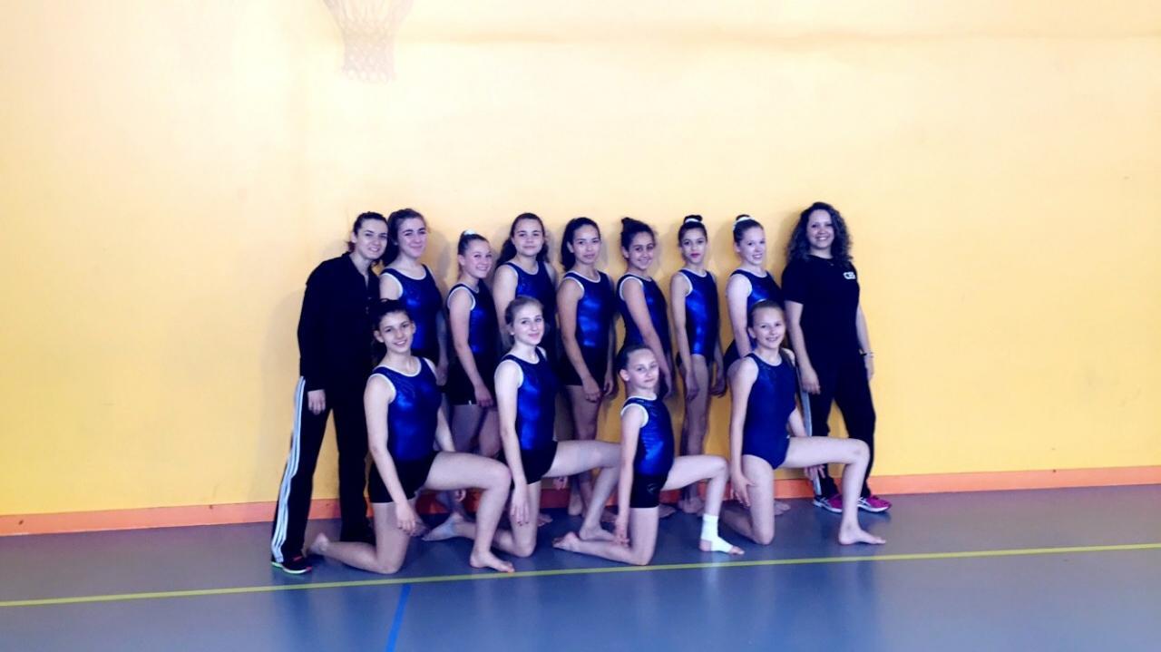 Equipes DR TC 2016