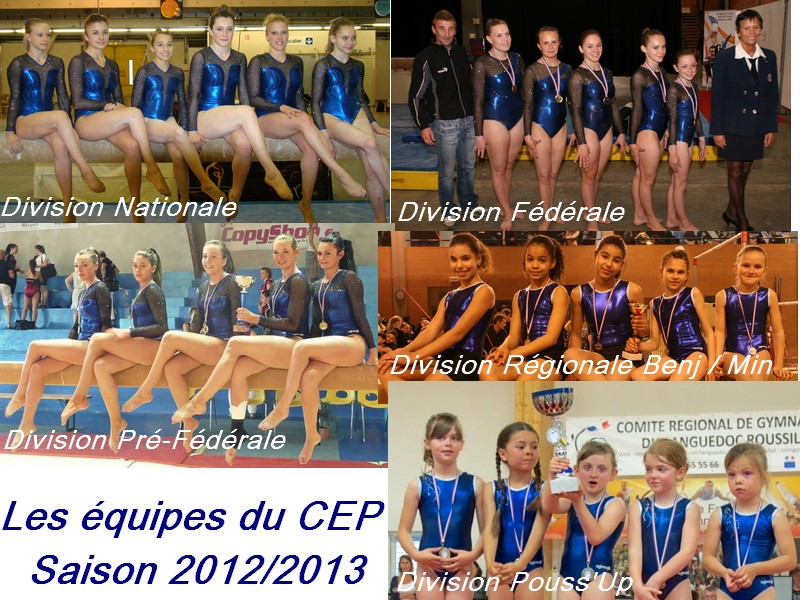 Equipes 2013