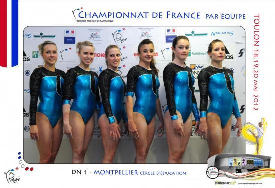 Equipe DN 2012